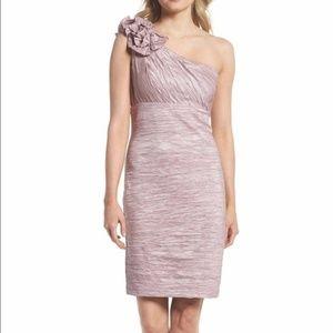 Eliza J One Shoulder Dress